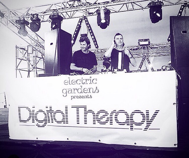 Experiential Marketing Electric Gardens Festival