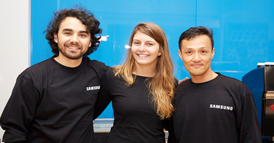 Samsung Note7 Staff Sydney