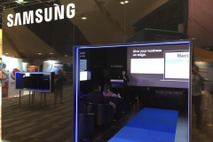 Samsung Harvey Norman Conference